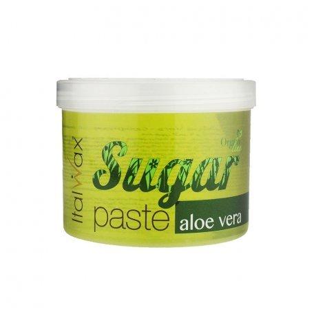 Сахарная паста для шугаринга ItalWax Алое (жесткая), 750 мл