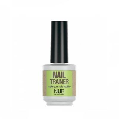 Средство для восстановления ногтей NUB Nail Trainer 15 мл
