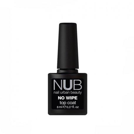 Купить Топ для гель-лака NUB No Wipe Top Coat (без липкого слоя), 8 мл
