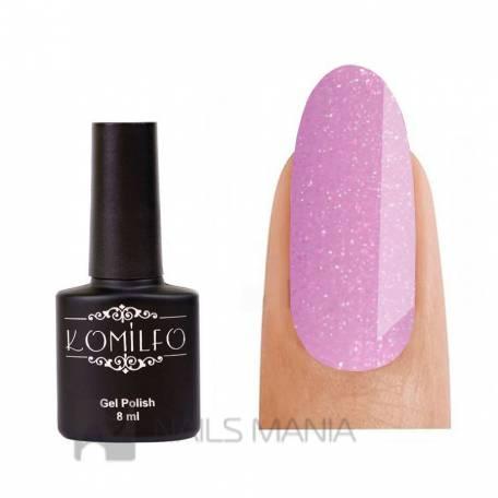 Купить Гель-лак Komilfo №GEM003 (purple crush), 8 мл