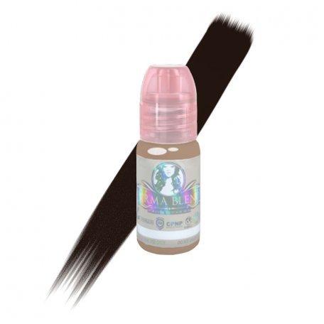 Пигмент для перманентного макияжа Perma Blend Blackish Brown, 15 мл