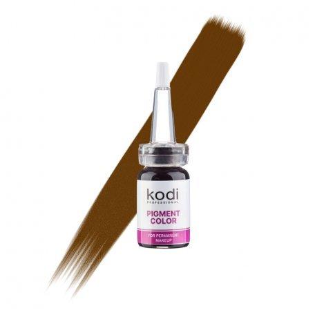 Пигмент для бровей Kodi B07 (Светло-коричневый), 10 мл
