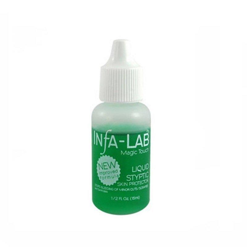 INFA Lab Liquid Styptic - Жидкость для обработки порезов, 15 мл