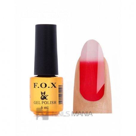 Топовое покрытие для ногтей F.O.X Top Thermo 002