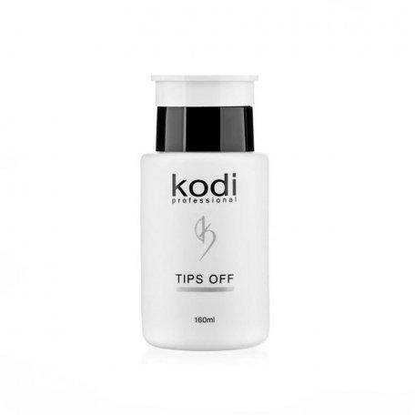 Tips Off Kodi 160 ml (Средство для удаления гель-лака)