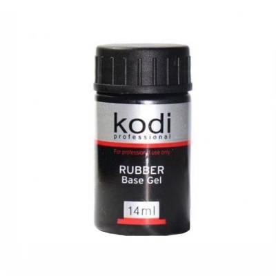 Каучуковая база для гель-лака Rubber Base Kodi, 14 мл (без кисточки)