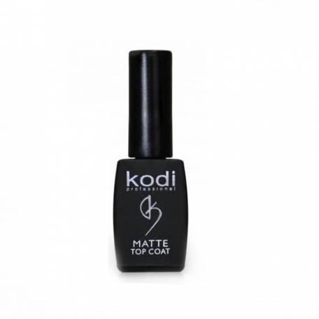 Купить Матовый топ для гель-лака Kodi Matte Top Coat (с липким слоем), 8 мл