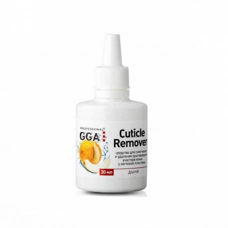 Купити Ремувер для кутикули GGA Professional Диня, 30 мл