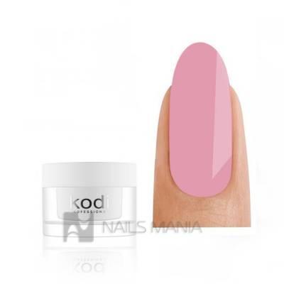 """Трехфазный гель Kodi UV Builder Gel Pink Haze """"прозрачно-розовый"""""""