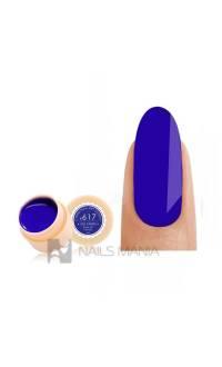 Гель-фарба CANNI 617 пастельно-синя