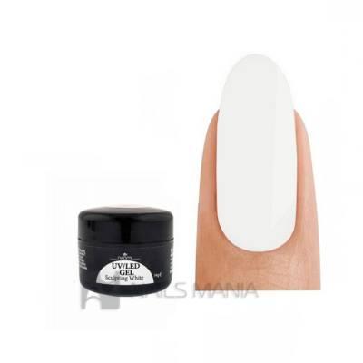 Гель Naomi UV/LED Sculpting White, 14 гр