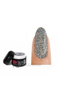 "Гель-паста PNB ""Star Way"", 01 Silver, 5 ml"