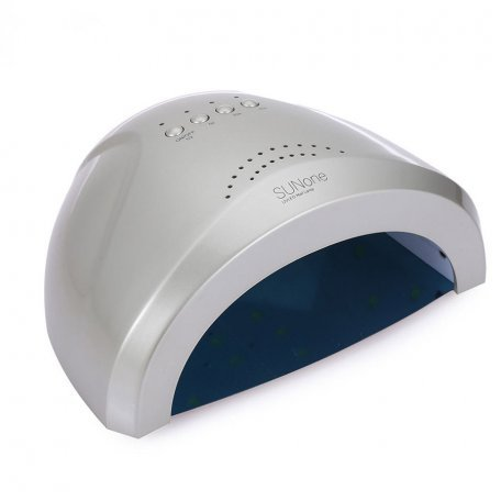 Купить UV-LED лампа SUN One Professional 48 Вт (Серебро)