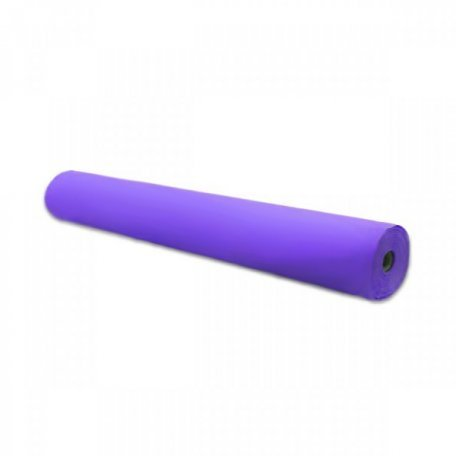 Купити Одноразове простирадло Medicom Economy фіолетова 20г/м2 80x1000 см (100 м)
