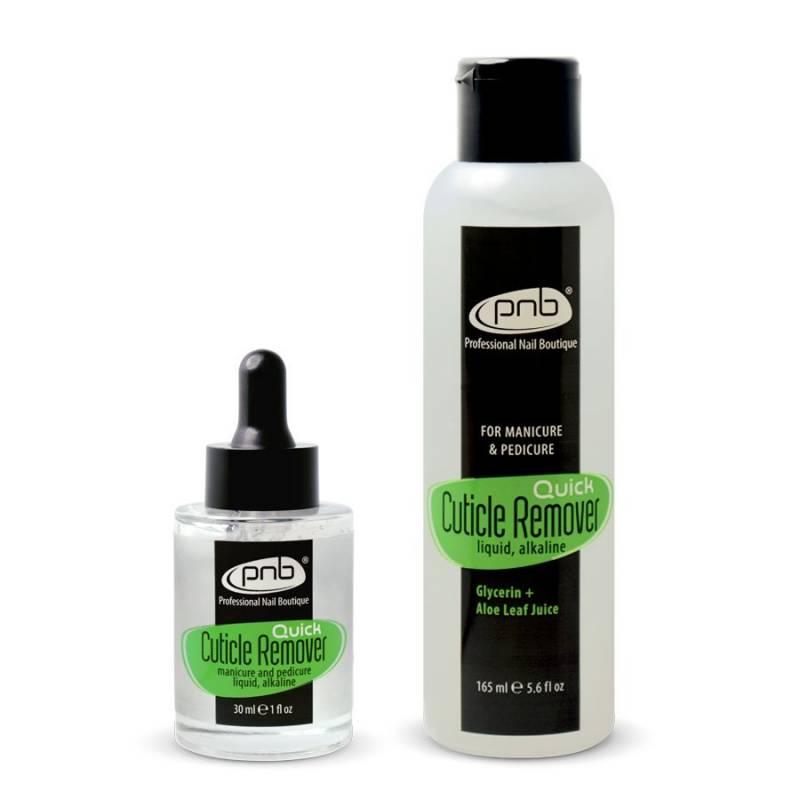 Купить Средство для удаления кутикулы быстродействующее Quick Cuticle Remover PNB