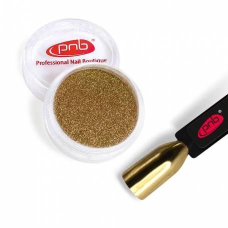 Купити Акрилова пудра PNB Shine Powder Mirror Gold, 0,5 г