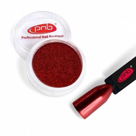 Купити Акрилова пудра PNB Shine Powder Mirror Red, 0,5 г