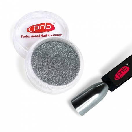 Купити Акрилова пудра PNB Shine Powder Mirror Silver, 0,5 г