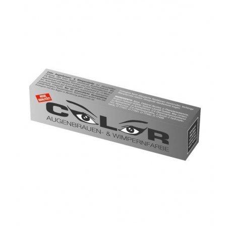 Краска для бровей и ресниц черно-синяя Color Comair, 15 мл купить интернет-магазине Nailsmania.ua с бесплатной доставкой по Украине.