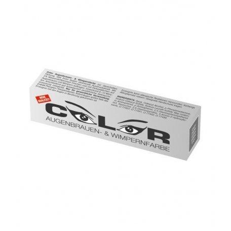 Краска для бровей и ресниц графит Color Comair, 15 мл купить интернет-магазине Nailsmania.ua с бесплатной доставкой по Украине.