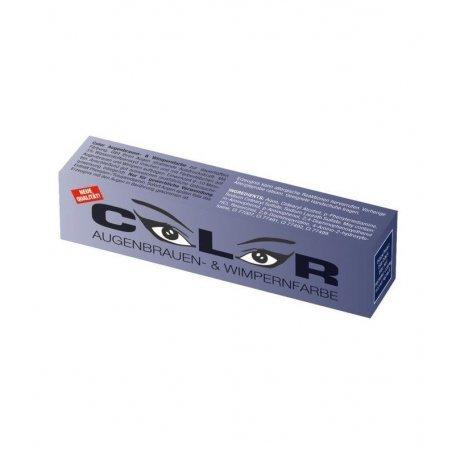 Краска для бровей и ресниц интенсивно-черная Color Comair, 15 мл купить интернет-магазине Nailsmania.ua с бесплатной доставкой по Украине.