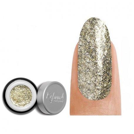 Купить Плей-гель ReformA Blazing Amber, серебряно-золотой, 10 мл