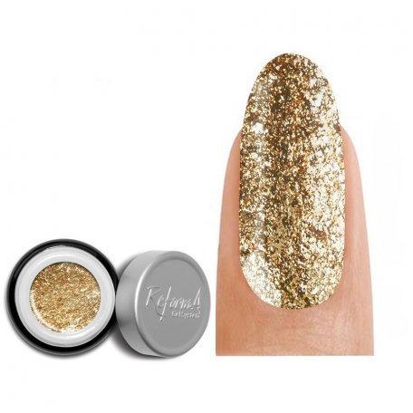 Купить Плей-гель ReformA Vivid Gold, золотой, 10 мл