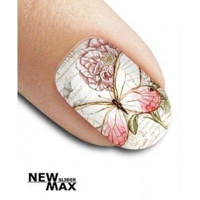 Слайдер дизайн для ногтей OF 715