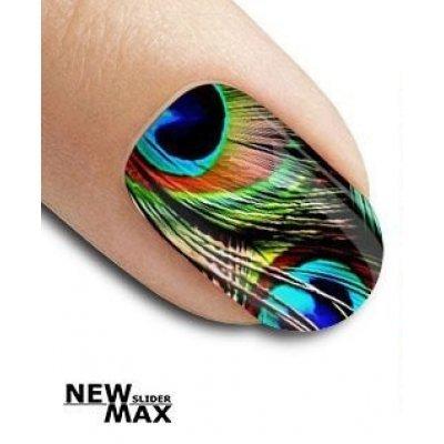 Слайдер дизайн для ногтей OF 722