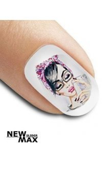 Слайдер дизайн для ногтей SD 211