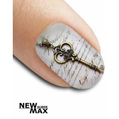 Слайдер дизайн для ногтей SF 689