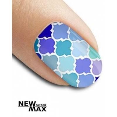 Слайдер дизайн для ногтей SF 696