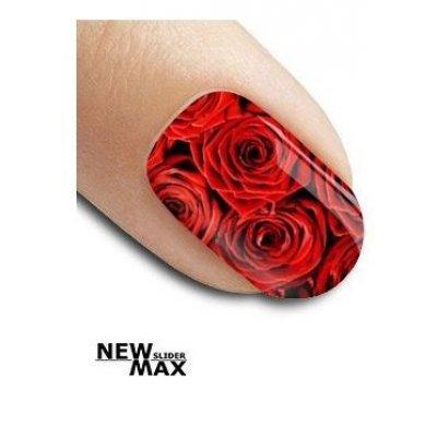 Слайдер дизайн для ногтей OF 134