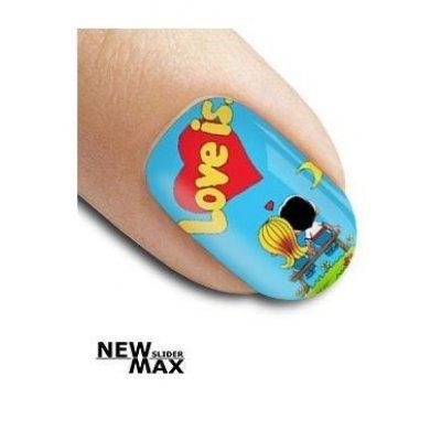 Слайдер дизайн для ногтей OF 411