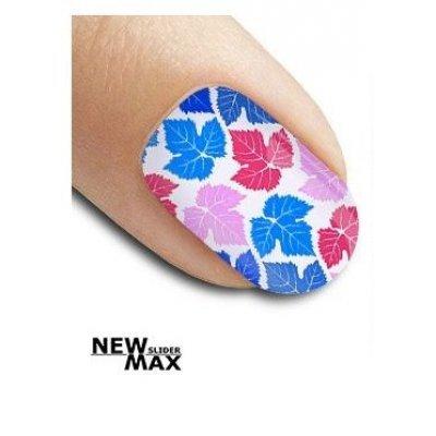 Слайдер дизайн для ногтей OF 599