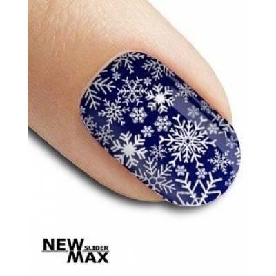 Слайдер дизайн для ногтей OF 758
