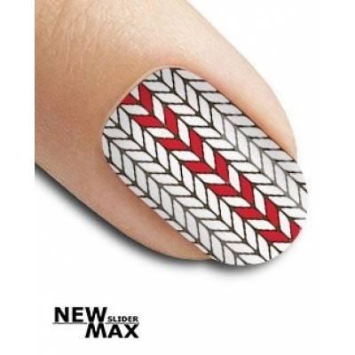 Слайдер дизайн для ногтей OF 760