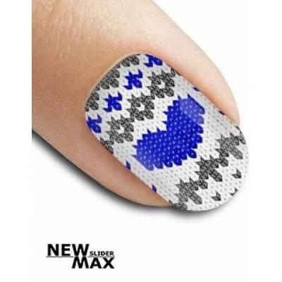 Слайдер дизайн для ногтей OF 761