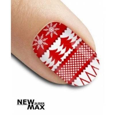 Слайдер дизайн для ногтей OF 762