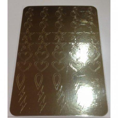 Слайдер дизайн для ногтей 006 купить интернет-магазине Nailsmania.ua с бесплатной доставкой по Украине.