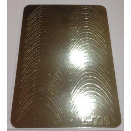 Слайдер дизайн для ногтей 005 купить интернет-магазине Nailsmania.ua с бесплатной доставкой по Украине.