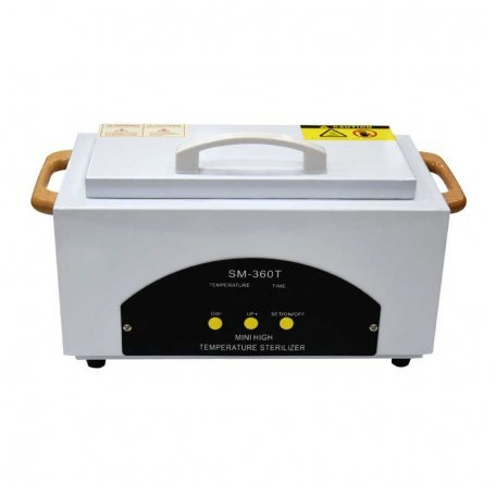 Купить Стерилизатор сухожаровой шкаф SM-360T для косметологических инструментов, белый