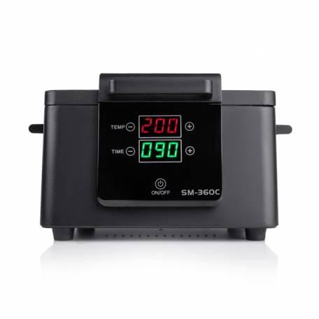 Купить Стерилизатор сухожаровой шкаф SM-360C (Черный)
