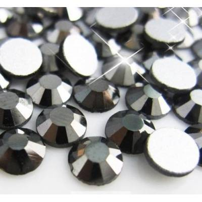 Стразы Swarovski ss 3 Hematite 50 шт