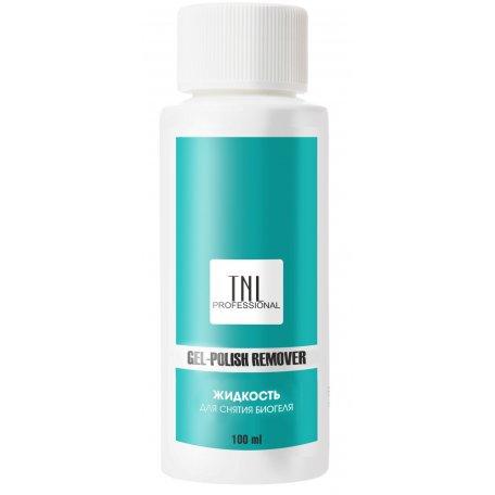 Жидкость для снятия биогеля TNL Gel Remover 500 мл