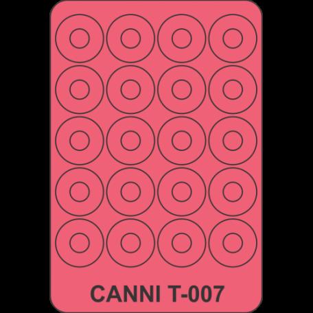 Купити Трафарет для манікюру Т-007