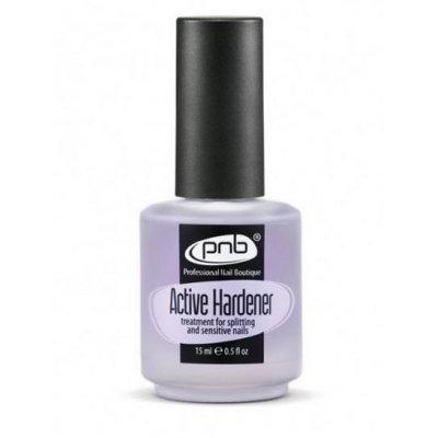 Active Hardener  PNB 15 ml (Средство для  укрепления ломких и слоящихся ногтей)