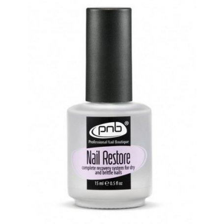 Nail Restore PNB 15 ml (Средство для восстановления ногтевой пластины) купить интернет-магазине Nailsmania.ua с бесплатной доставкой по Украине.