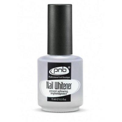 Nail Whitener PNB 15 ml (Отбеливающее покрытие для ногтей)