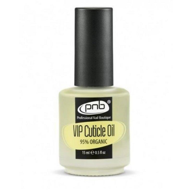 VIP Cuticle Oil PNB 15 ml (Масло для кутикулы и ногтей) купить интернет-магазине Nailsmania.ua с бесплатной доставкой по Украине.